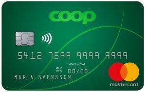 Coop Mastercard kreditkort