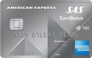 Sas elite kreditkort