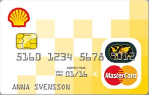 Shell mastercard kreditkort