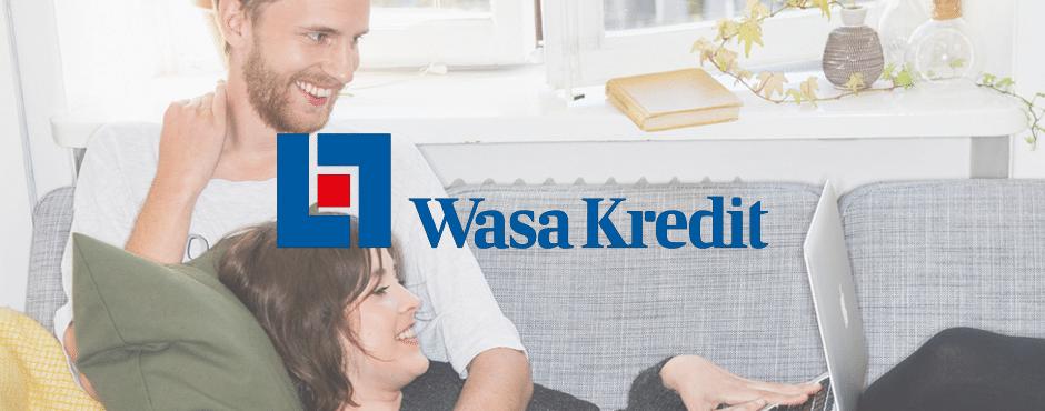 Hitta erbjudanden på Wasa Kredits hemsida